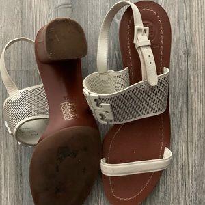 Tory Burch Shoes - $$ DROP: Tory Burch low heel summer sandals